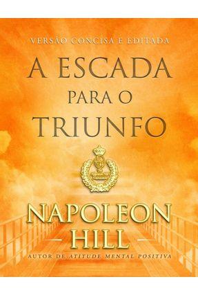 A Escada Para O Triunfo - Versão De Bolso - Hill,Napoleon   Hoshan.org