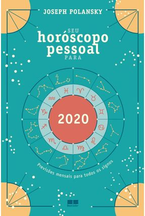Seu Horóscopo Pessoal Para 2020 - Polansky,Joseph pdf epub