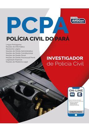 Policia Civil Do Pará - Investigador De Policia PC PA - Alfacon   Tagrny.org