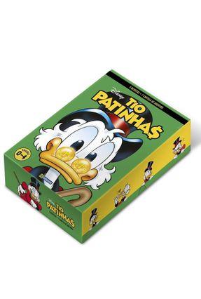 Box Quadrinhos Disney Tio Patinhas - Edições 0 A 4 - Diversos | Tagrny.org