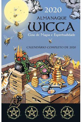 Almanaque Wicca 2020 - Pensamento,Edicoes | Hoshan.org