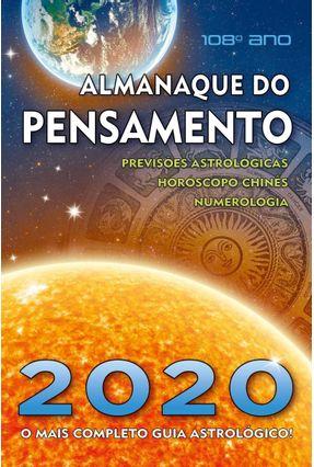 Almanaque Do Pensamento 2020 - Pensamento,Edicoes   Hoshan.org