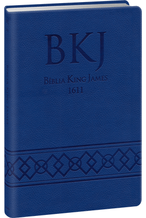 Bíblia King James Ultrafina - Gigante - Azul - Bv BOOKS pdf epub