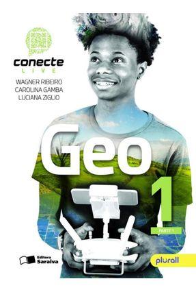 Conecte Geografia - Volume 1 - Ziglio,Luciana Wagner Ribeiro Gamba,Carolina | Hoshan.org