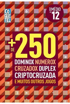 Livro Mais 250 Especiais - Nível Médio 12 - Equipe Coquetel | Hoshan.org