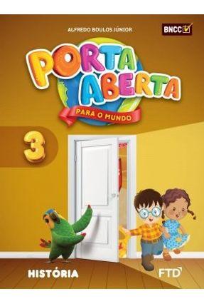Conjunto Porta Aberta - História - 3º Ano - Aluno - Boulos Júnior,Alfredo   Hoshan.org