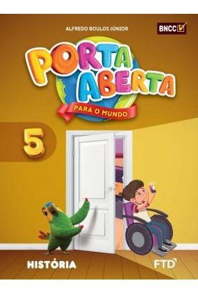Conjunto Porta Aberta - História - 5º Ano - Aluno - Boulos Júnior,Alfredo | Hoshan.org