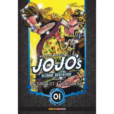 Jojo's Bizarre Adventure Parte 3 - Stardust Crusaders Vol. 1