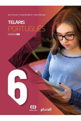 Projeto Teláris Português - 6º Ano - Vlach,Vânia Vesentini,José Willian | Hoshan.org