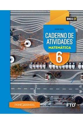Panoramas - Caderno De Atividades Matemática - 6º Ano - Souza,Joamir pdf epub