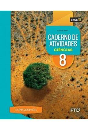 Panoramas - Cad. Atividades Ciências - 8º Ano - Al - Godoy,Leandro Pereira De pdf epub