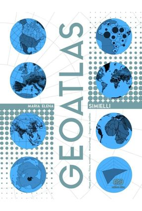 Geoatlas Volume Único - Simielli,Maria Elena Simielli,Maria Elena. | Hoshan.org