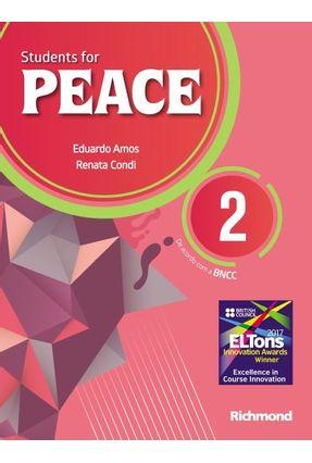 Students For Peace 2 - 2nd Edition - Amos,Eduardo Condi,Renata | Tagrny.org