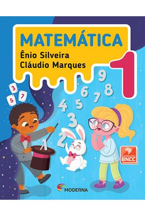 Matemática - 1º Ano - 5ª Ed. - Ênio Silveira Claudio Marques   Nisrs.org