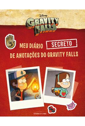 Meu Diário Secreto De Anotações do Gravity Falls - Blanco,María Eugenia pdf epub