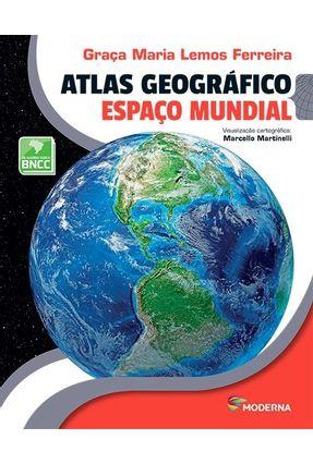 Atlas Geográfico Espaço Mundial - Ferreira,Graca Maria Lemos pdf epub