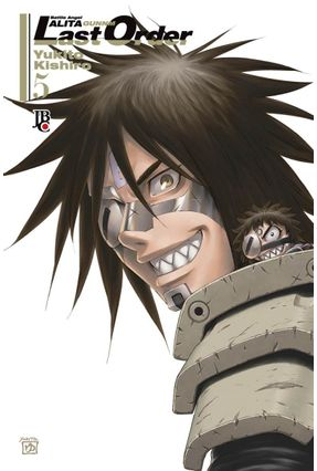 Battle Angel Alita - Last Order - Vol. 5 - Kishiro,Yukito | Hoshan.org