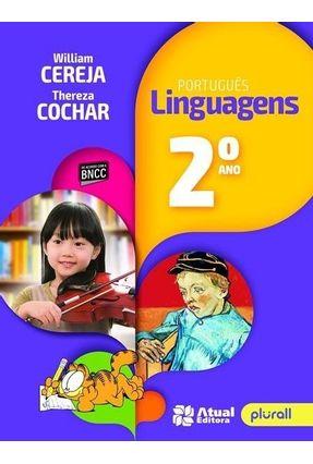 Português Linguagens 2º Ano - Cereja,William Roberto Magalhães,Thereza Cochar pdf epub