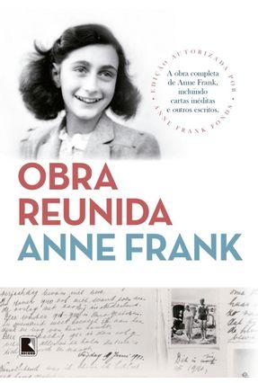Anne Frank: Obra Reunida - Frank,Anne | Tagrny.org