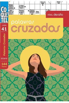 LIVRO COQUETEL PALAVRAS CRUZADAS DESAFIO 41 - Equipe Coquetel   Hoshan.org