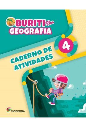Buriti Plus - Geografia - 4º Ano - Caderno De Atividades - Moderna,Edições Educativas Da Editora pdf epub