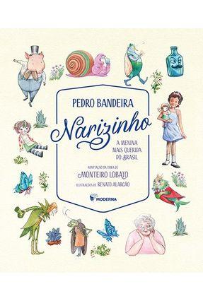 Narizinho - A Menina Mais Querida do Brasil - Brenman,Ilan pdf epub