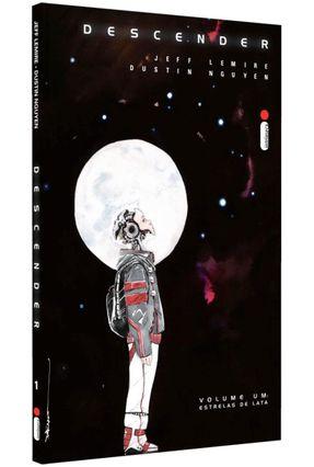 Descender - Estrelas De Lata - Vol. 1 - Nguyen,Dustin Lemire,Jeff pdf epub