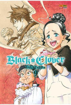 Black Clover Vol. 09 - Yûki Tabata pdf epub