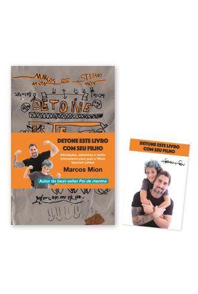 Detone Este Livro Com Seu Filho - Acompanha Card Autografado - Exclusivo Pré-Venda - Mion    ,Marcos pdf epub
