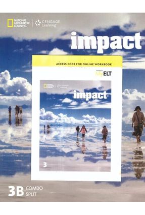 Impact - Ame - 3 - Combo Split B With Online Workbook - Pinkley,Diane   Tagrny.org