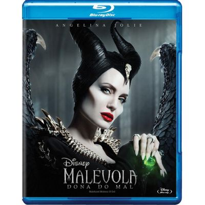Malévola Dona do Mal - Blu Ray