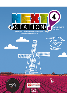 Next Station Student's Book With Workbook & Clil With Bulb - 4 - Col.Next Station