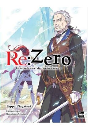 Re: Zero - Começando uma Vida em Outro Mundo - Livro 7 -  pdf epub