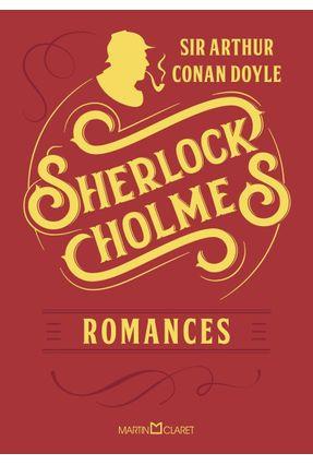 Sherlock Holmes - Romances - Doyle,Arthur Conan pdf epub