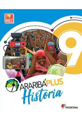 Araribá Plus - História - 9º Ano - 5ª Edição - Editora Moderna pdf epub