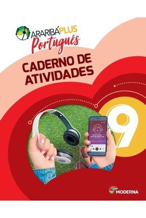 Araribá Plus - Português - Caderno De Atividades - 9ºano - 5ª Edição - Editora Moderna pdf epub