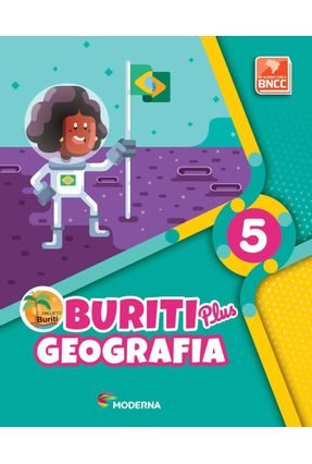 Buriti Plus - Geografia - 5ºano - Editora Moderna pdf epub