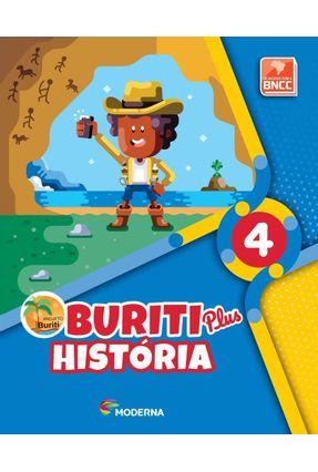 Buriti Plus - História - 4º Ano - Editora Moderna pdf epub