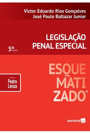 Legislação Penal Especial Esquematizado - 5ª Ed. 2019 -  pdf epub