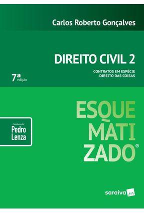 Direito Civil Esquematizado 2 - 7ª Ed. 2019 - Lenza,Pedro pdf epub