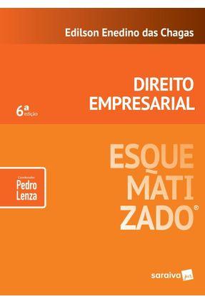 Direito Empresarial Esquematizado - 6ª Ed. 2019 -  pdf epub
