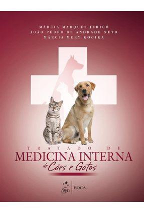 Usado - Tratado de Medicina Interna de Cães e Gatos - 2 Volumes