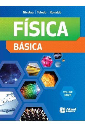 Usado - Física Básica - Volume Único - 4ª Ed. 2013