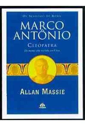 Marco Antonio e Cleopatra - Senhores Roma 2