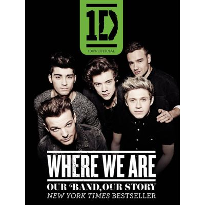 One Direction - Where We Are - Our Band, Our Story - 100% Official