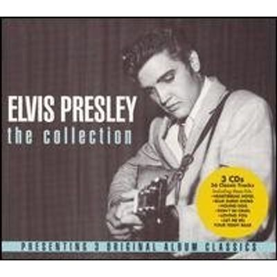 Collection Elvis Presley - 3 CDs