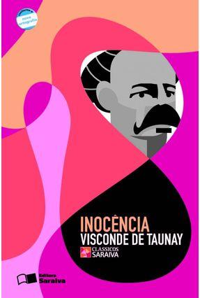 Inocência - Col. Clássicos Saraiva - Taunay,Visconde de pdf epub