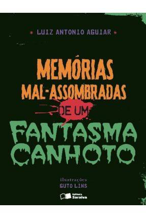 Memórias Mal-assombradas de Um Fantasma Canhoto - Col. Jabuti - Aguiar,Luiz Antonio pdf epub