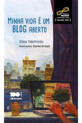 Minha Vida É Um Blog Aberto - Elika Takimoto pdf epub