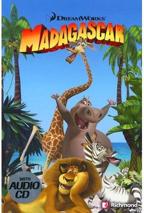 Madagascar Dreamworks With Áudio CD - Richmond pdf epub
